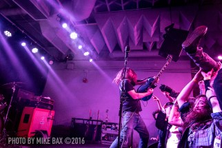 Red Fang - El Club, Detroit - December 9th, 2016 photo Mike Bax