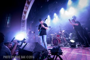 Intervals - The Opera House, Toronto - November 28th, 2016 photo by Mike Bax