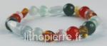 Les 8 pierres du bracelet chemin de vie