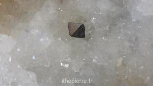 cristal de magnetite