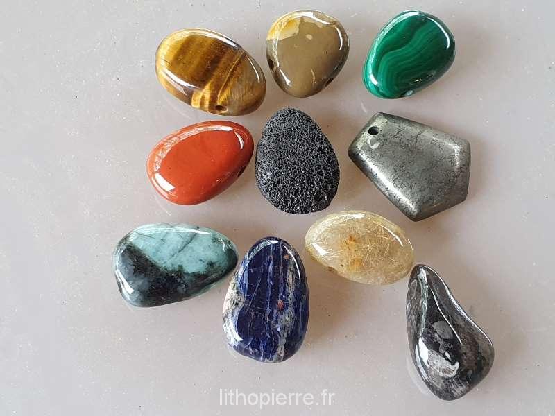 pierres percées