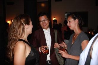 Katie Freeman, James Yeh, Anne Posten