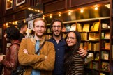 Alec Macdonald, Christopher Impiglia, and Kyle-Lucia Wu