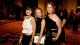 Ellen Canas Mason, Jenny Carter Aghmalian, and Jennifer Carter Ransom
