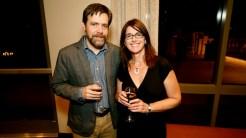 Mark Neely and Jill Christman
