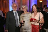 Michael Ondaatje, Robin Desser, and Kay Alridge.