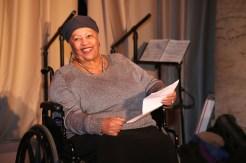 The great Toni Morrison.