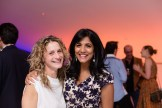 Amy Brill and Mira Jacob