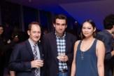 Antonio Aiello, David Burr Gerrard and Grace Bello