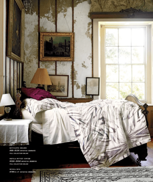 Anthropologie catalog