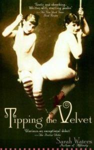 tipping the velvet cover