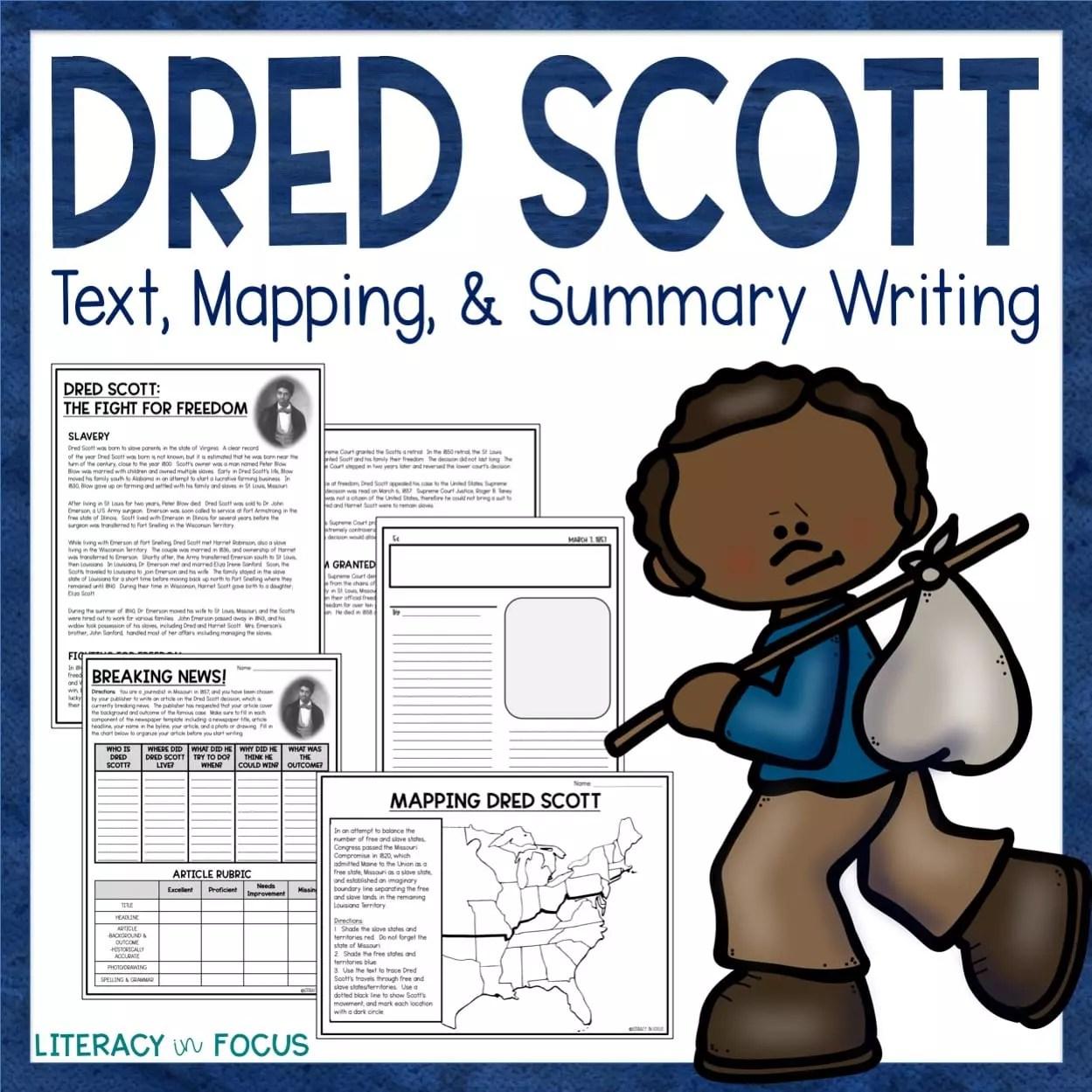 Dred Scott Worksheet
