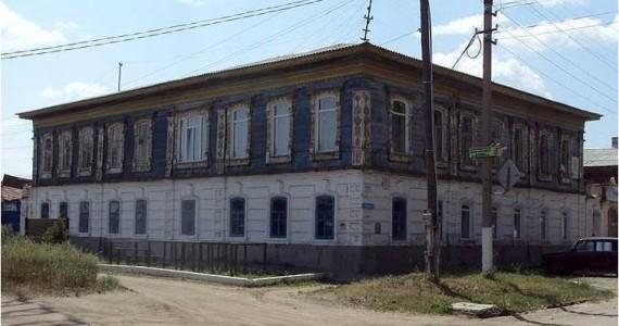 Дом Абдуллы Хакимжановича Яушева, где останавливался поэт Габдулла Тукай