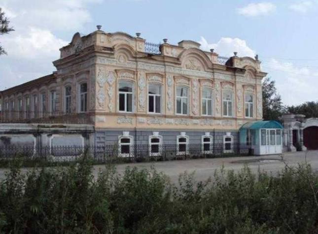 Дом Латифа Яушева, 2017 год