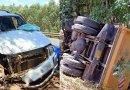 Speeding Miraa Vehicle Driver Dies in Crash
