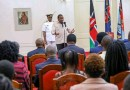 Uhuru's Firm Directive to Newly Sworn-in CSs, Other Officials