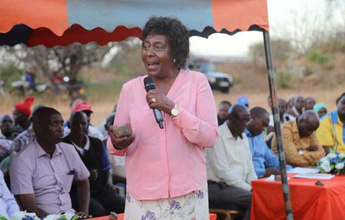 Governor Ngilu Rebukes Fellow Kitui Leaders Over Projects And Graft Claims