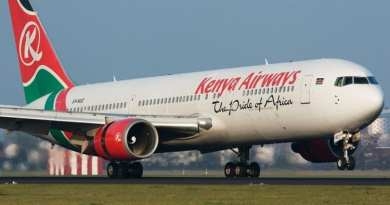 KQ Staff Who Filmed The Arrival of a Chinese Plane at JKIA Suspended