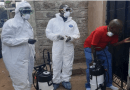 Spraying of Public Places  Begins in Nairobi County