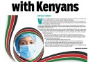 We Stand With Kenya: Media Come Together to Fight Coronavirus
