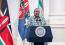 Uhuru Mourns 29 Kenyans Killed in Elgeyo Marakwet, West Pokot Landslides