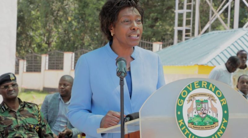 Only 74 Covid-19 Isolation Beds Ready, Says Governor Ngilu