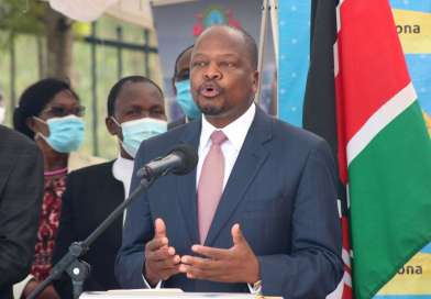 Kenya Covid-19 Cases Surpass 22,000 Mark as 690 More Test Positive