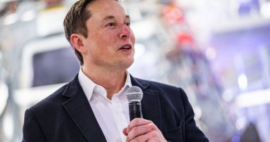 Elon Musk is Officially The World's Second Richest Person