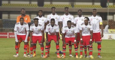 Three Friendly Matches Lined-up for Harambee Stars Ahead of Afcon Qualifiers