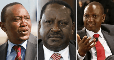 Top 10 News in Brief: Uhuru Shaken as Raila in Secret Talks With Ruto
