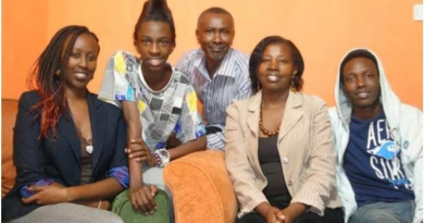 Meet Ex-TPF Judge And Actor Ian Mbugua's Lovely Family