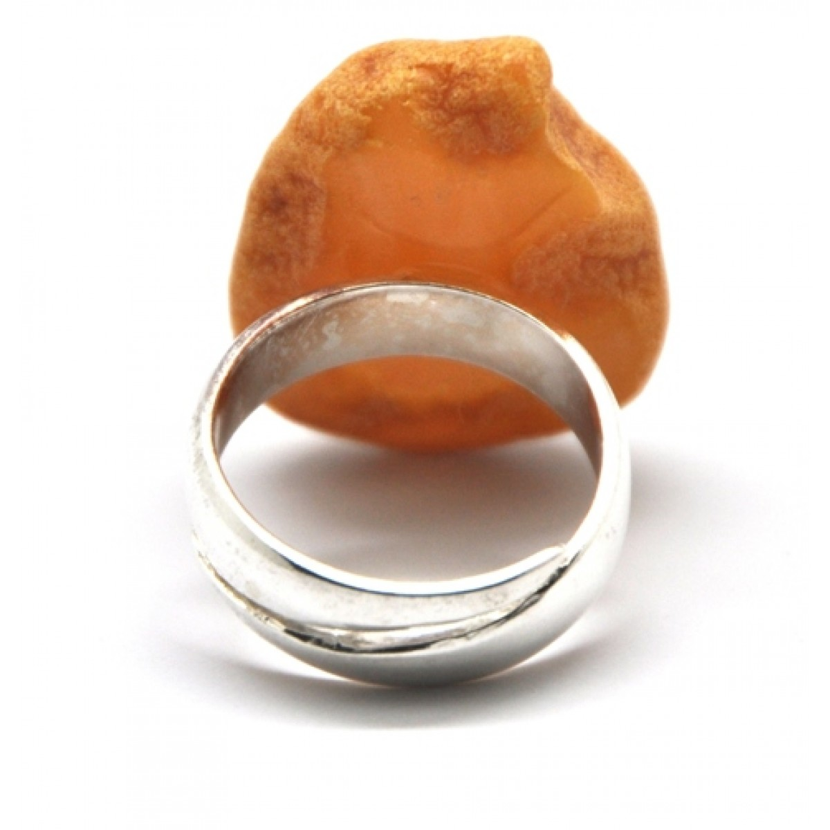 Amber Drop Baltic Amber Ring 5186 Fine Rings Made