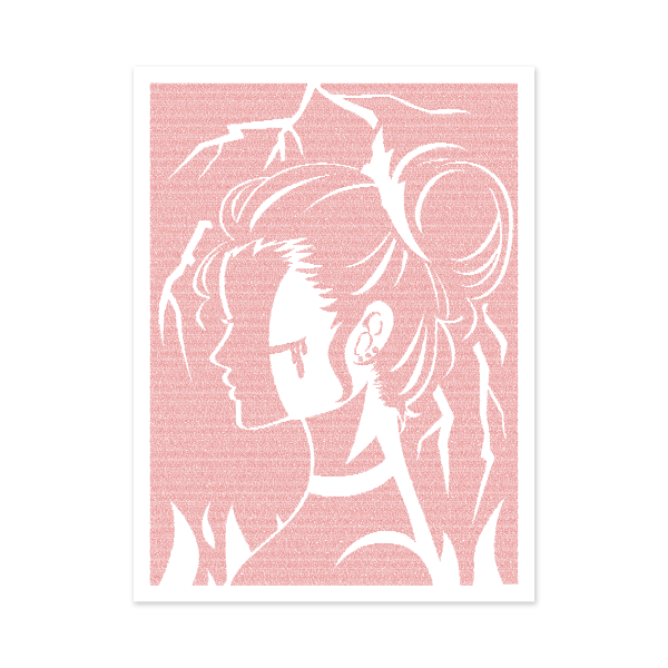Litographs   Red Queen   Book Poster Red Queen