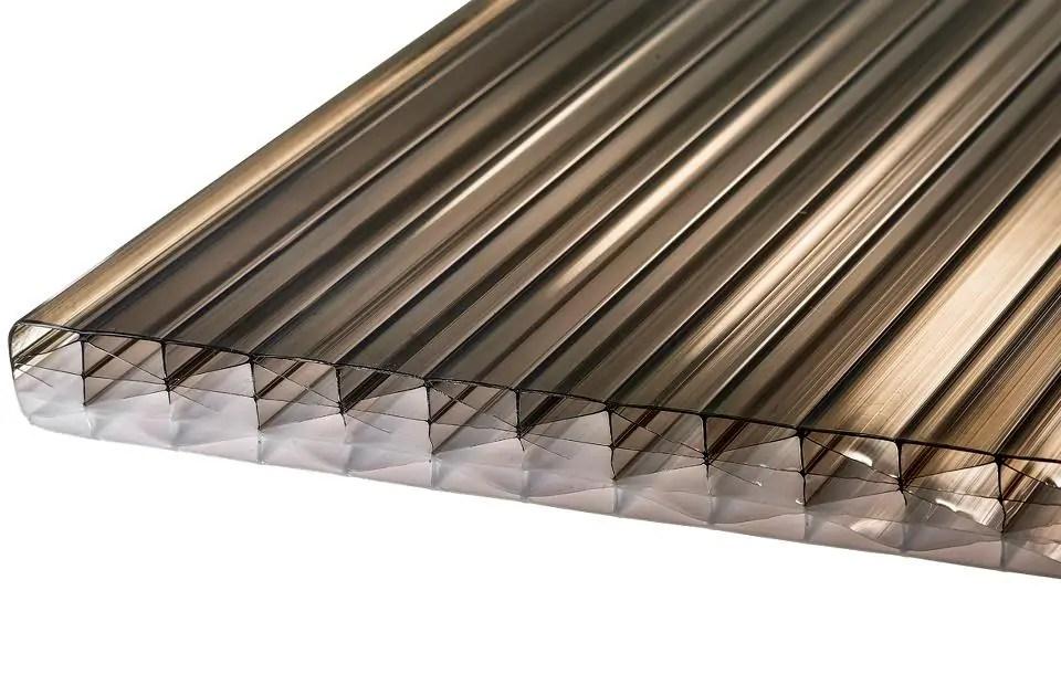25mm 7-lags X-strutkur bronzeopal