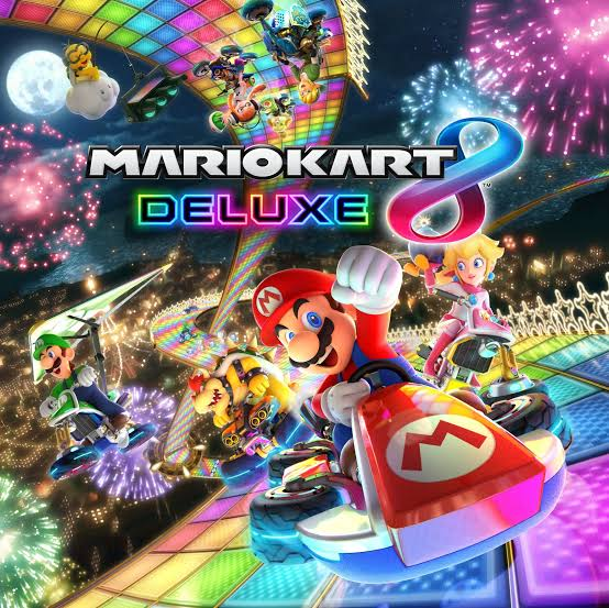 Mario Kart 8 Review Lit On The Spot