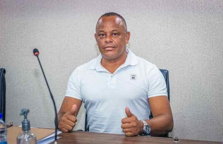 Vereador Marcos Kinkas assume cadeira de segundo secretário na Mesa Diretora para o biênio 2021-2022