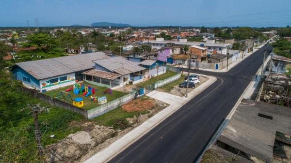 Bertioga: prefeitura anuncia investimento de quase R$ 18 milhões em segunda fase das obras de pavimentação do Chácaras