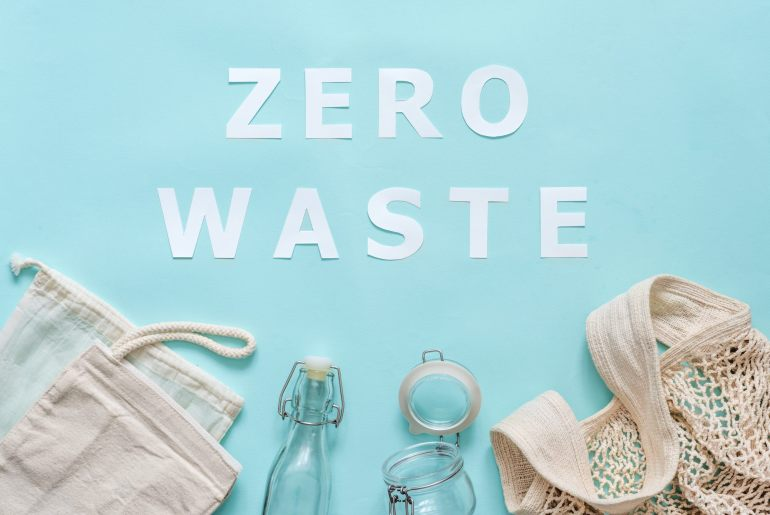 marketing zero waste