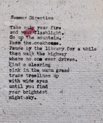 Nikita Summer Direction - by Kayla Berkey