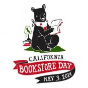 CA Bookstore Day logo