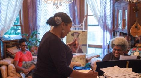 'Black Pearl' celebrates artists' optimism, hope