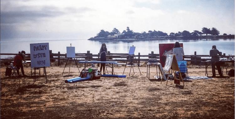 Poetry in Parks 2017 by Meghan Thornton