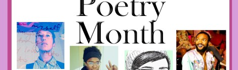 Perfectly Queer-East Bay: Celebrate National Poetry Month