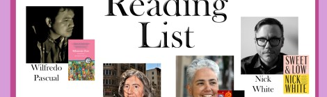 "Perfectly Queer East Bay Reading ""Summer Reading List"""