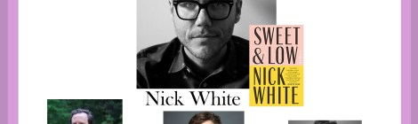 "Perfectly Queer Plus Reading ""Nick White & Friends"""