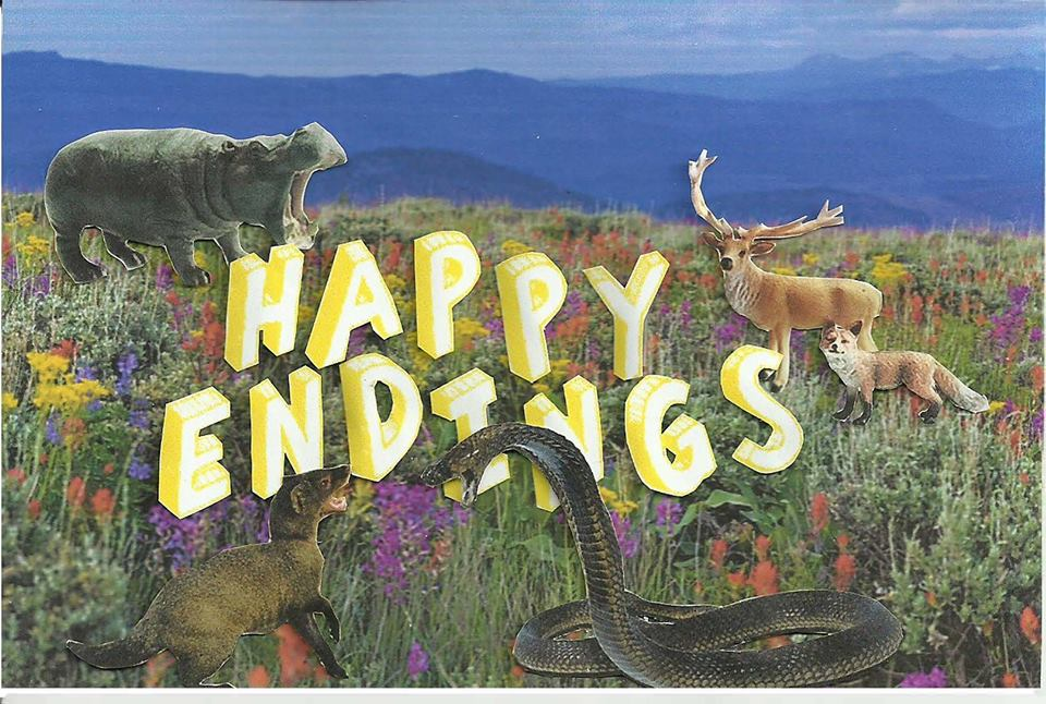 Happy Endings - Wild Animals