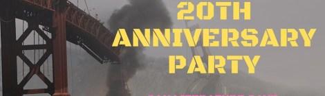 Litquake 20th Anniversary Party