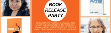 WTAW Press 2019 Books Release Celebration