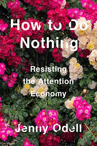 front cover of How to Do Nothing by Jenny Odell