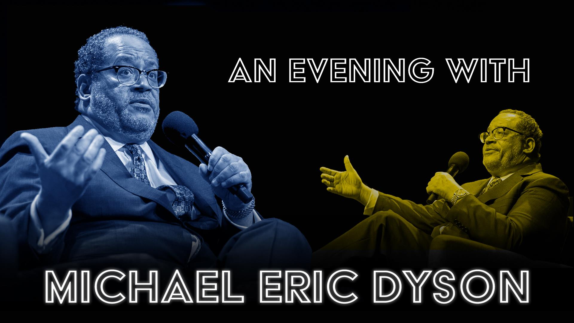 flier for Michael Eric Dyson